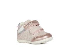 Geox´i tüdrukute botased B Elthan B041QB, C8237 h.roosa/hõb