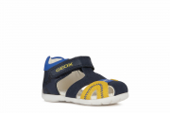 Geox´i poiste sandaalid Elthan B151PA, C0657 T.sinine/koll