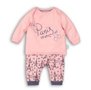 Charlie Choe tüdrukute pidžaama 41B-33012, Roosa