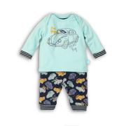 Charlie Choe poiste pidžaama 42B-33062, Helesinine