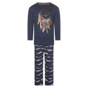 UUS! Charlie Choe tüdrukute pidžaama Pilver F41014, 68+05 indigosinine/trükk