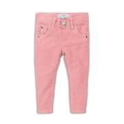 Koko Noko tüdrukute velvetpüksid D36938-37, 79 Vanaroosa
