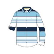 Boboli linane triiksärk 732259, 9508 triibud/sinine
