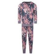 UUS! Charlie Choe pidžaama Liilia F41007, 68+05 indigosinine/trükk