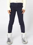 UUS! Guess Kids tüdrukute soojad teksapüksid J1BA05D4H50, t.sinine