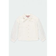 Boboli шифоновая блузка для девочек 721022, черный