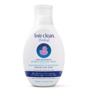 UUS! Live Clean Baby pisaravaba vannivaht/pesugeel 97196, Valge