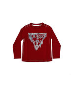 НОВАЯ! Guess Kids футболка для мальчиков N0BI23I3Z11, красный
