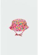 Boboli suvine müts 802099, 9586 trükk/p.punane