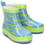 UUS! Playshoes kummikud Krokodill 180374, 7 sinine