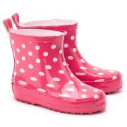 UUS! Playshoes väikelaste kummikud Täpid 180358, 18 roosa