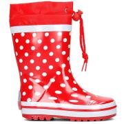 UUS! Playshoes kummikud Täpid 181767, 8 punane