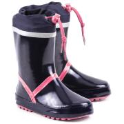 Playshoes kummikud Basic 184307, 372 t.sinine/roosa